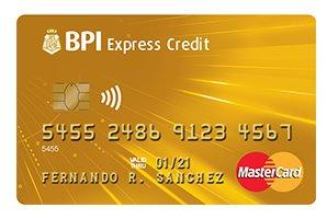 BPI Gold Mastercard - multiple entry visa for 3 years