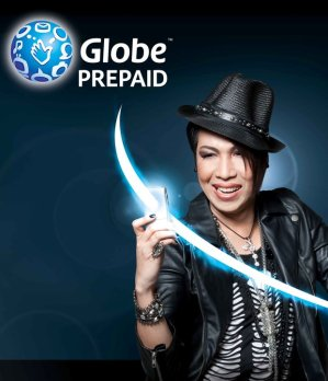 Vice Ganda endorses Globe SUPERLAHAT20
