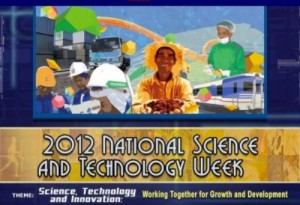 National Science and Technology Week 2012