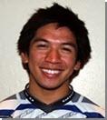 Olympic Team Philippines Member: DANIEL MANABAT CALUAG