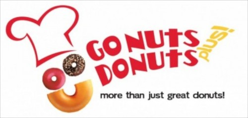 Go Nuts Donuts Logo