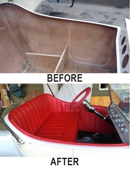 car restoration pins needles. Black Bedroom Furniture Sets. Home Design Ideas