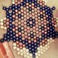 Star Anise Crochet Blanket Update!