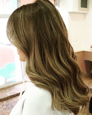My Hollywood waves like hollywood waves hairstyle haircut brunette hairsalonhellip