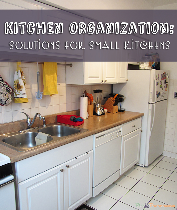 Kitchen organization: Solutions for Small Kitchens - Pins ... on Small Apartment Organization  id=21730