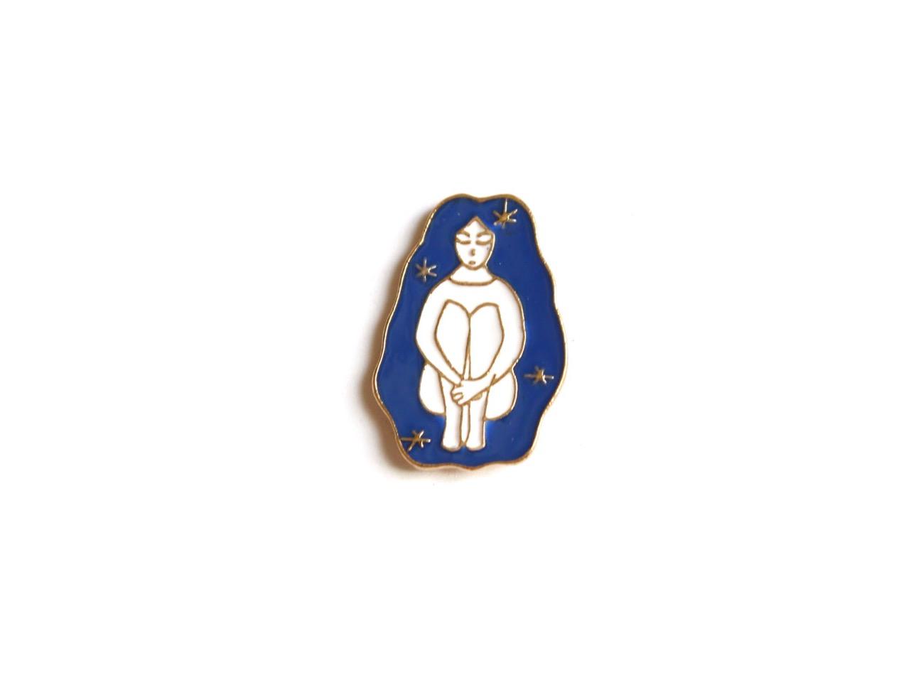pin's femme peace