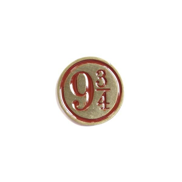 pin's harry potter 9 trois quart