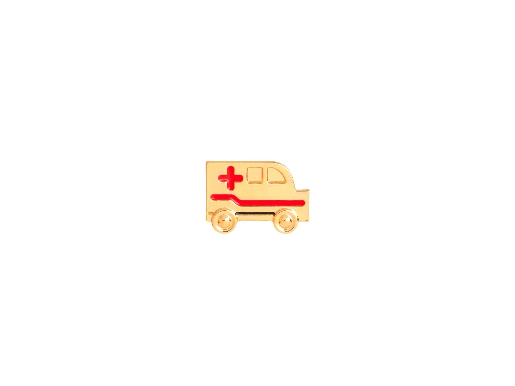 pin's ambulance or
