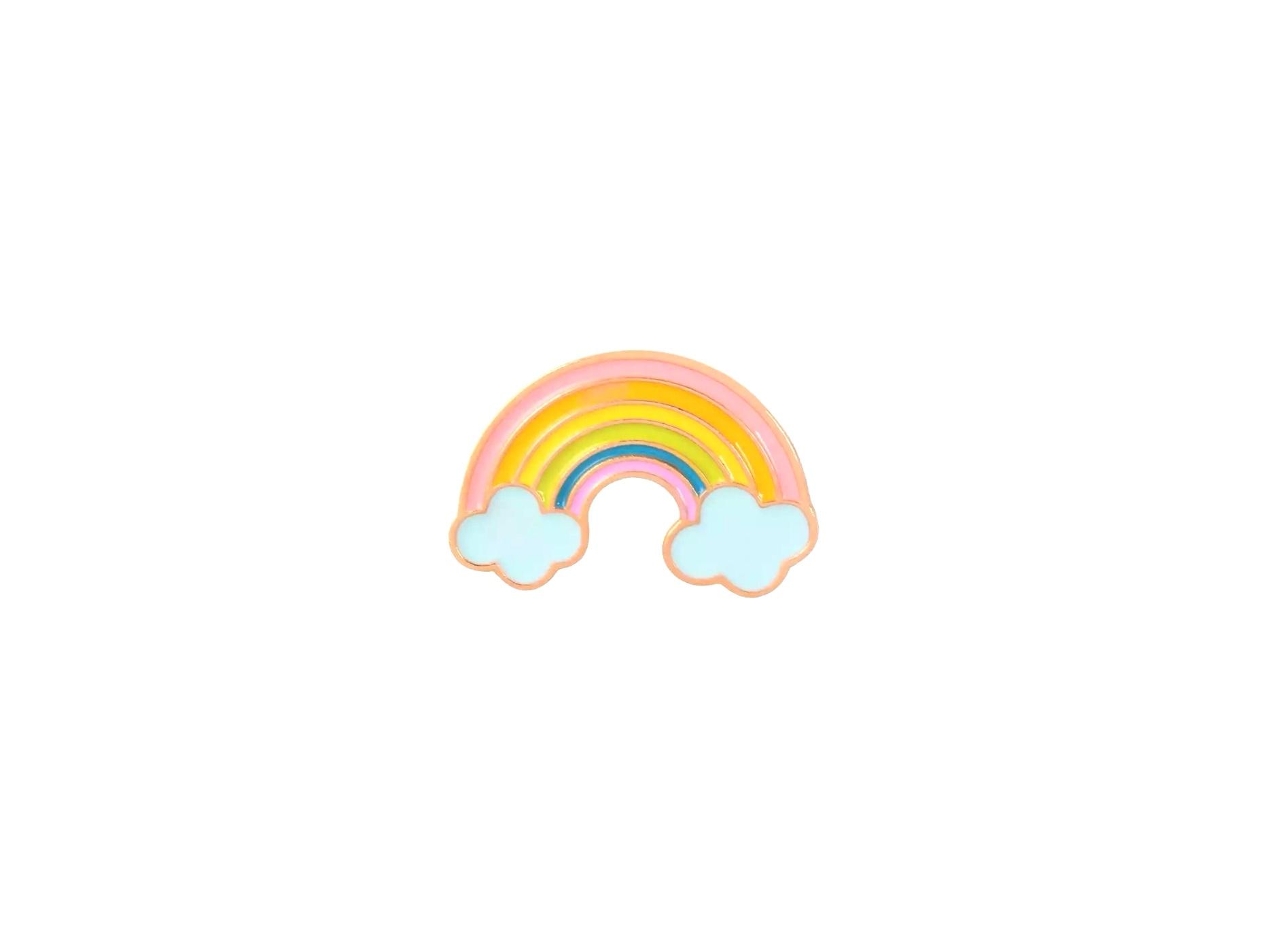 pin's arc en ciel