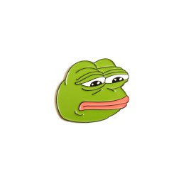 pin's pepe triste