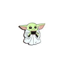 pin's yoda baby