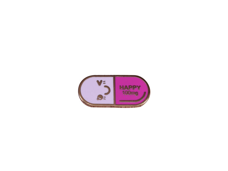 pin's happy pill