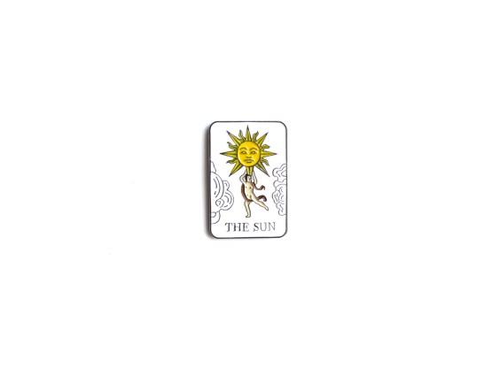 pin's tarot the sun
