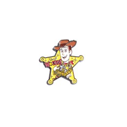 pin's disney sheriff woody