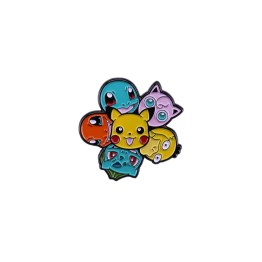 pin's pokémon team