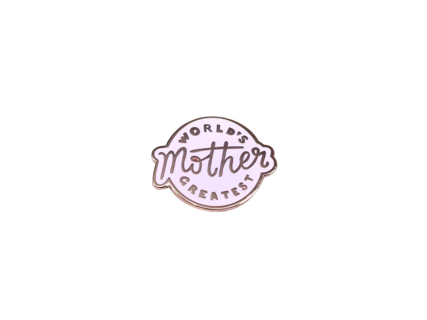pin's meilleure maman