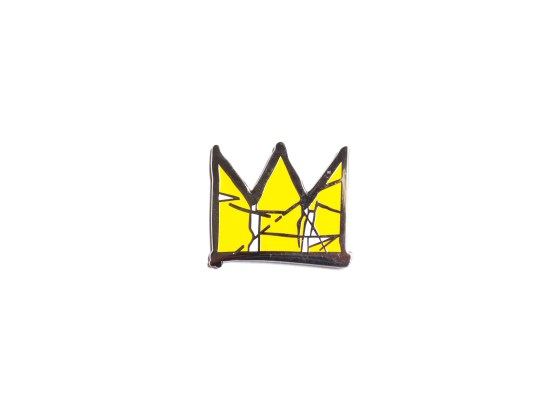 pin's basquiat