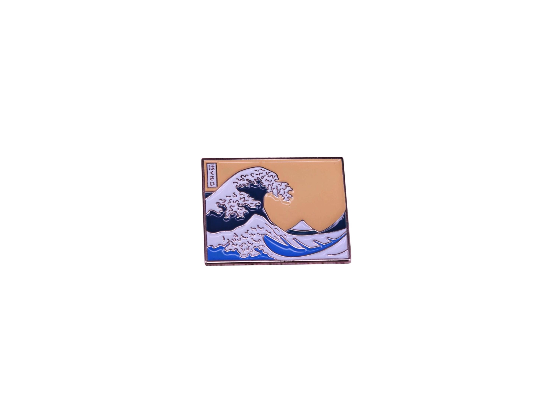 pin's hokusai