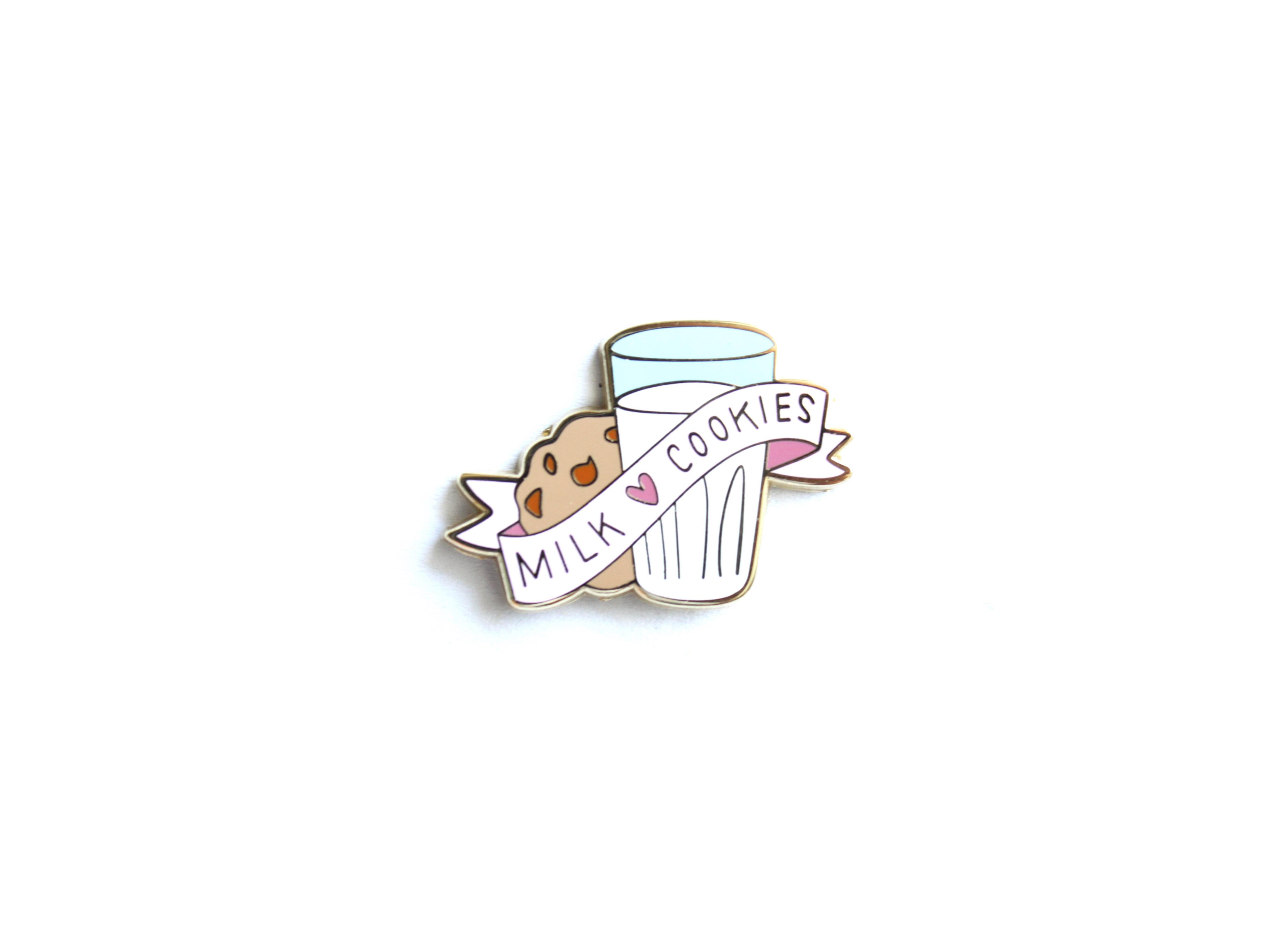 pin's milk & cookies