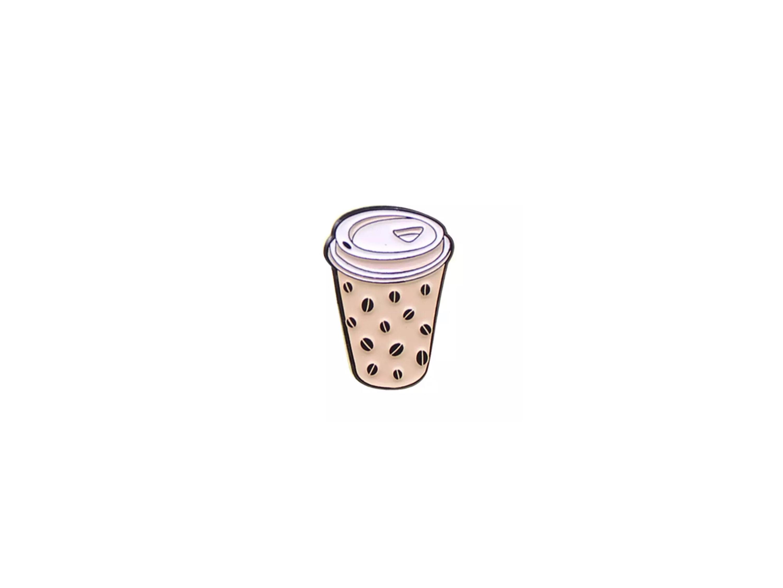 pin's café à emporter