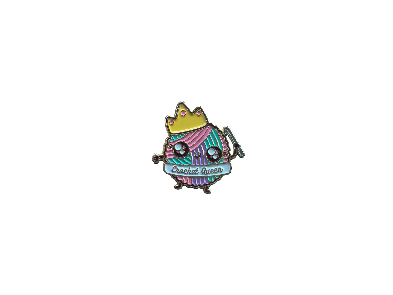 pin's crochet queen