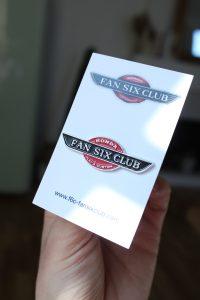 pin's fan six club