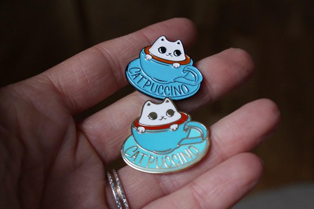 hard and soft enamel pin's
