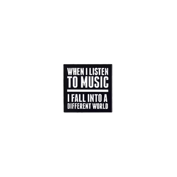 pin's music different world