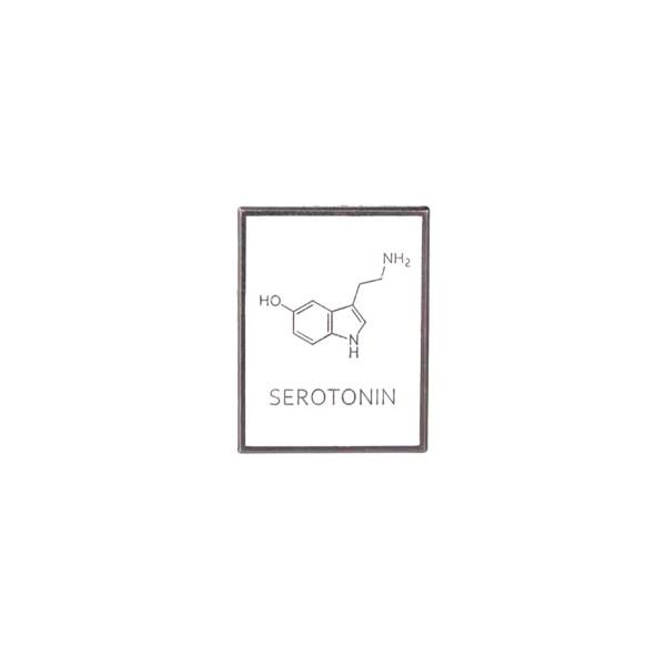 pin's sérotonine