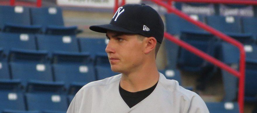 Tampa Yankees LHP Chaz Hebert (Bryan Green)