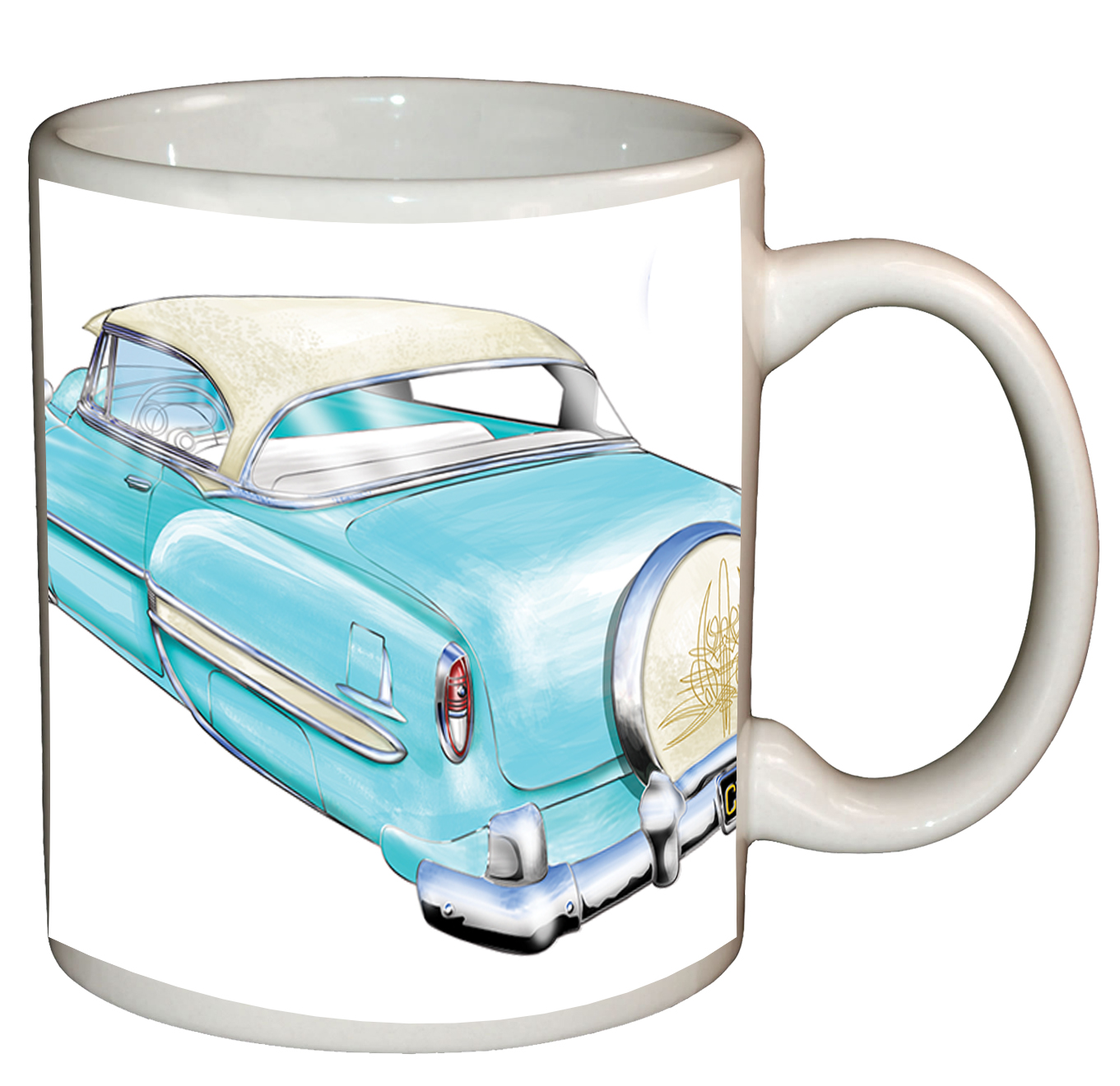 54chevy 11oz cup