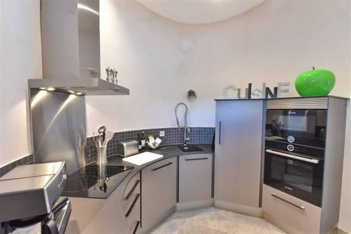 La cuisine L'amoureuse - Castel d'Alzac