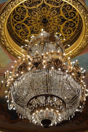 Le lustre Opera Montpellier