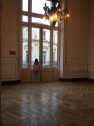 Dans les couloirs de l'Opéra