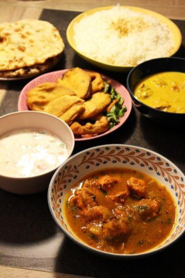 Restaurant Indien Montpellier / LE PUJA