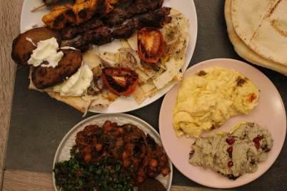 Restaurant libanais Montpellier / Escale au Liban