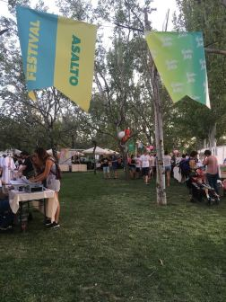 Festival Asalto - Saragosse