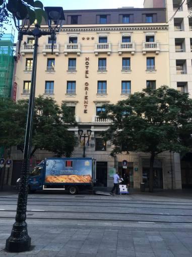 Hotel Oriente - Saragosse