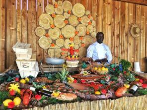 Plage Cocobaia - écailler et fruits de mer