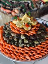 Plage Cocobaia -fruits de mer