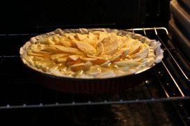 au four - Tarte aux Pommes