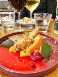 Caille - Bistro Urbain restaurant