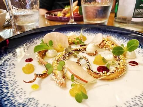 Poulpe - Bistro Urbain restaurant