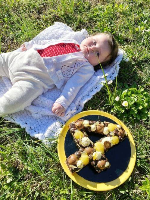 Citron - 4 mois de Lily