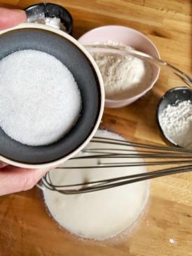 le sucre dans le lait - Banh Bao