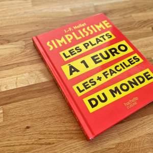LIVRE // Simplissime. Les plats à 1 euro les + faciles du monde