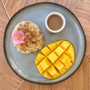 RECETTE // Mango Sticky Rice, le meilleur dessert thaï