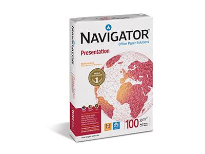 papel navigator 100
