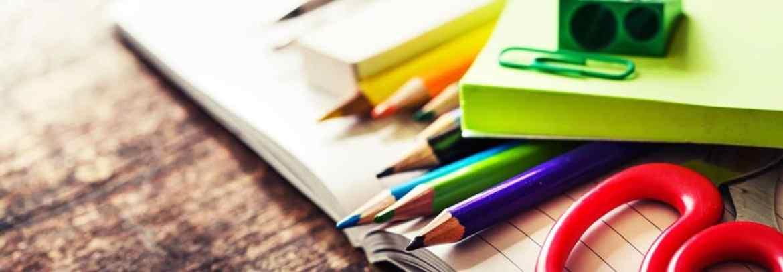 Material de oficina y escolar