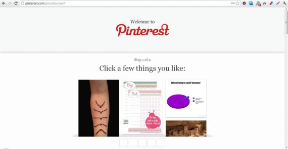 Pinterest How To Make A Pinboard Step 3